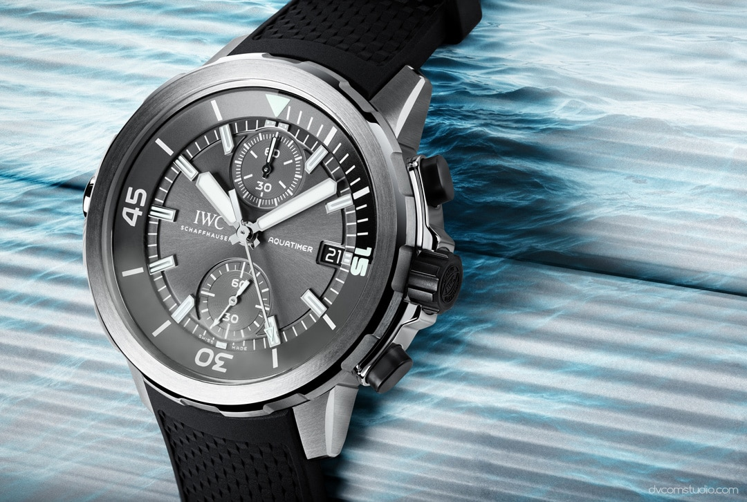 Часы IWC Aquatimer Chronograph Edition Sharks